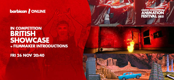British Showcase, LIAF, London International Animation Festival