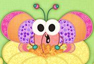 Patchwork Butterfly, Angela Steffen, LIAF, London International Animation Festival