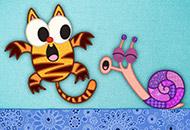 Patchwork Tiger, Angela Steffen, LIAF, London International Animation Festival